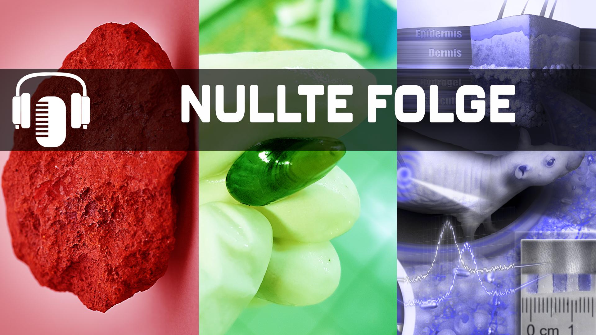 Grüner Wasserstoff, Mikroplastik und medizinische Nanopartikel